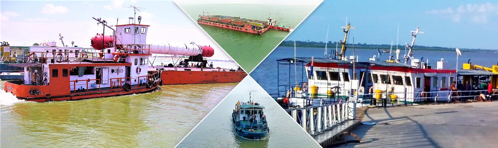 भारत के अंतर्देशीय जलमार्ग प्राधिकरण