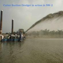 Dredging works at Guwahati