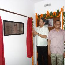Inauguration of Conference Hall by Chairman, IWAI at HO, Noida
