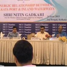 Special Session on Synergic relationship between Kolkata Port and Inland Waterways