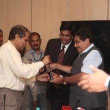 MoU signed on 19-03-2015 between IWAI and DFCCIL for logistic hubs with rail connectivity