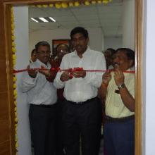Inauguration of World Bank Assisted JMV Project Management Unit Office on 14.10.2015