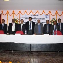 Inaugural and Bihar Inland Vessel Rule Workshop at NINI, Patna