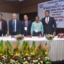 Workshops held with Stakeholders on drafting New IV Act at Mumbai on 31st August 2015