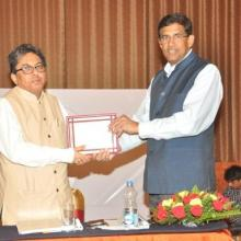 Workshops held with Stakeholders on drafting New IV Act at Kolkata on 4th November 2015